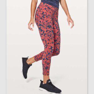Lululemon Final Lap 7/8 crop leggings size 6